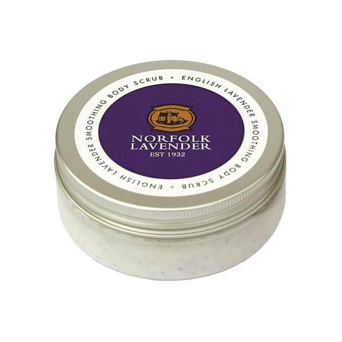 Norfolk Lavender Smoothing Body Scrub 200ml