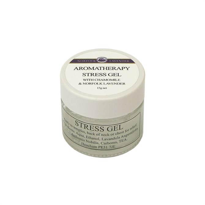 Norfolk Lavender Aromatherapy Stress Gel