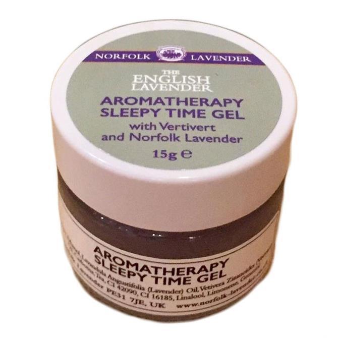 Norfolk Lavender Sleepy Time Gel 15g