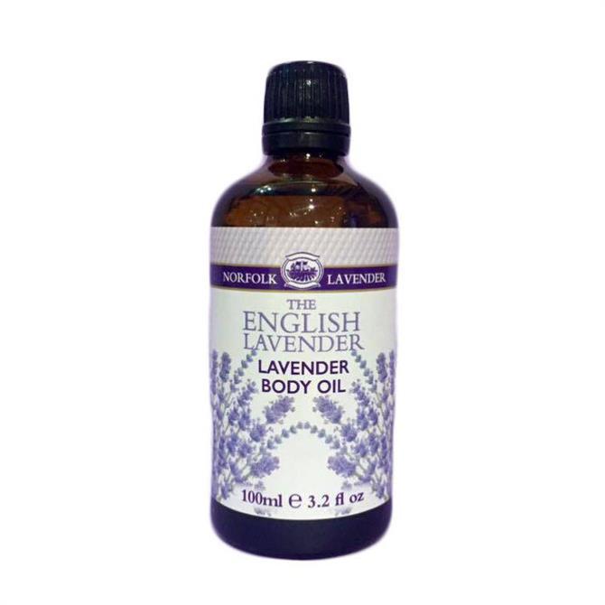 Norfolk Lavender Body Oil 100ml