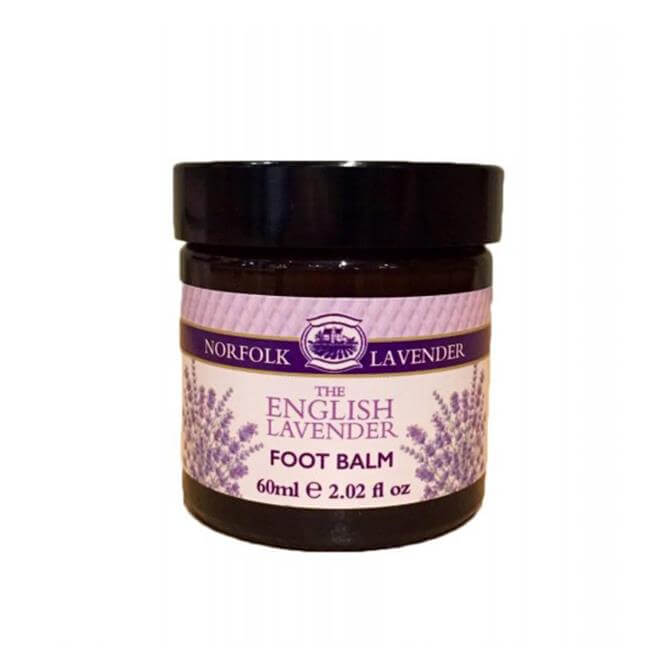 Norfolk Lavender Soothing Foot Balm 60ml