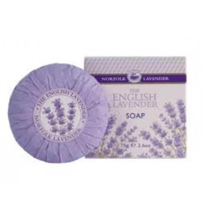 Norfolk Lavender Fragrant Hand Soap 75g