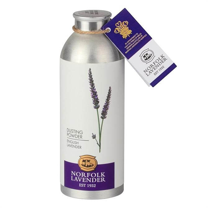 Norfolk Lavender Talc In A Tin 100g