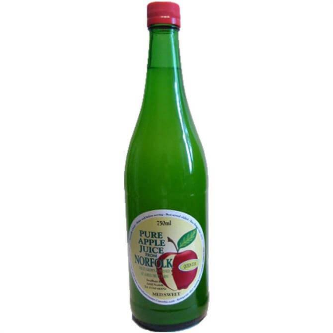 Norfolk Pure Apple Juice - Queen Cox 750ml
