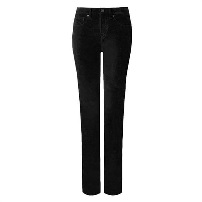 NYDJ's Slim Velvet Trousers