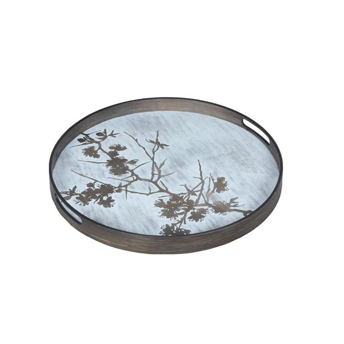 Notre Monde Blossom Driftwood Tray