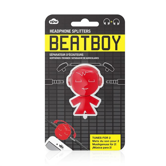NPW Beatboy Headphone Splitter