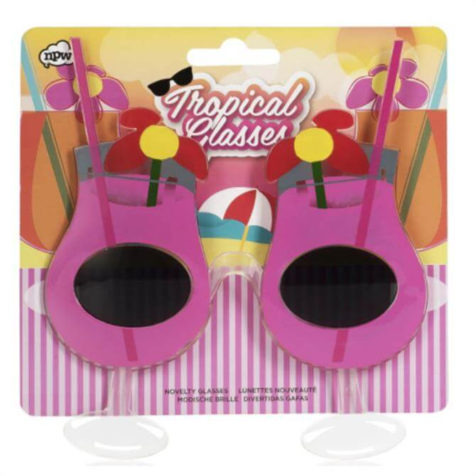 NPW Tropical Cocktail Glasses