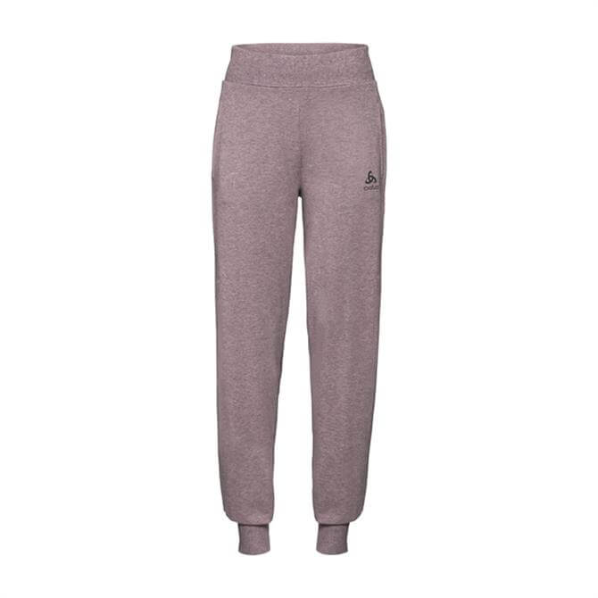 Odlo Women's Alma Natural Sweatpants - Quail Melange