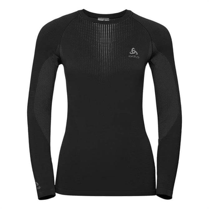 Odlo Women's Winter Performance Base Layer Long Sleeve Top