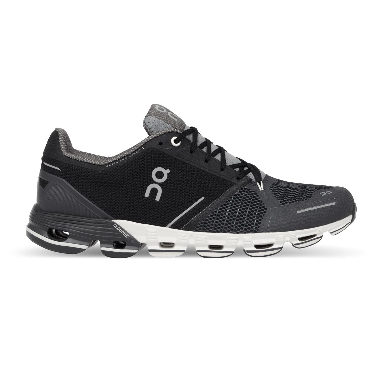 Cloudflyer Running Shoe- Black/White