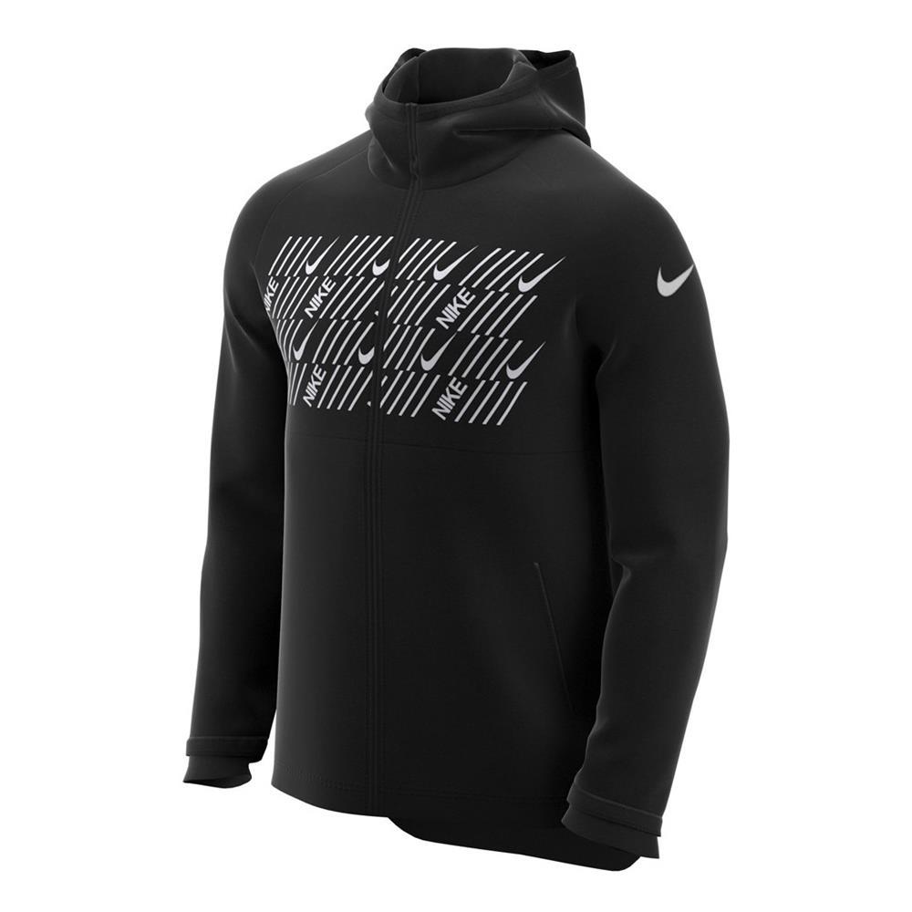 41977e12a Nike Men's Essential Capsule Running Jacket - Black