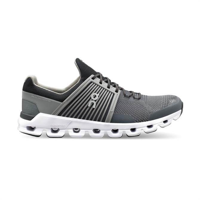 On Men's Cloudswift City Running Shoe - Free Socks