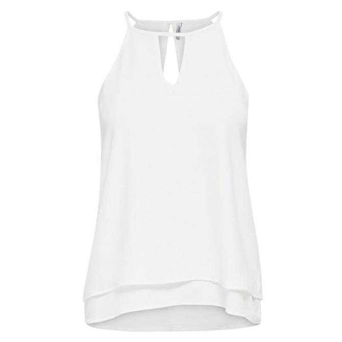 Only Mariana Detailed Sleeveless Top