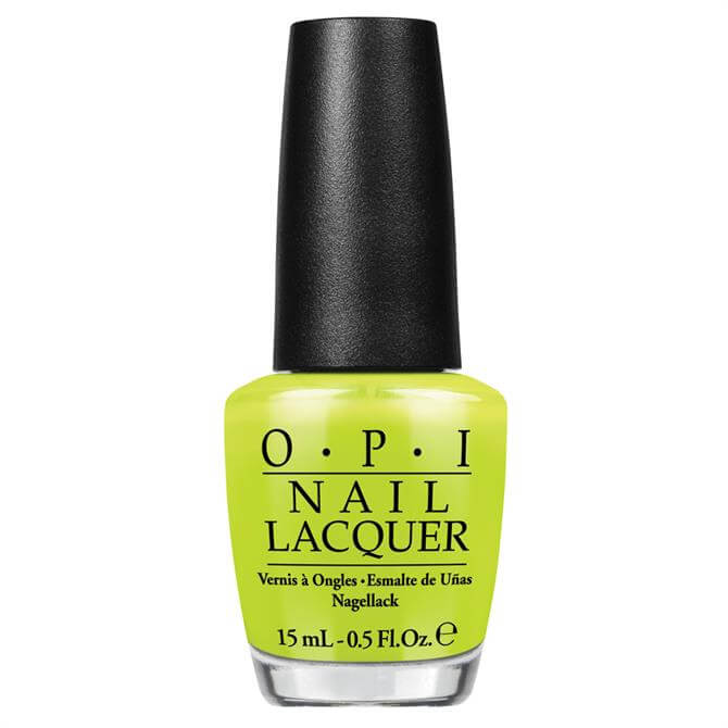 OPI Nordic Nail Lacquer 15ml