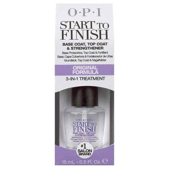 OPI Start To Finish 15ml