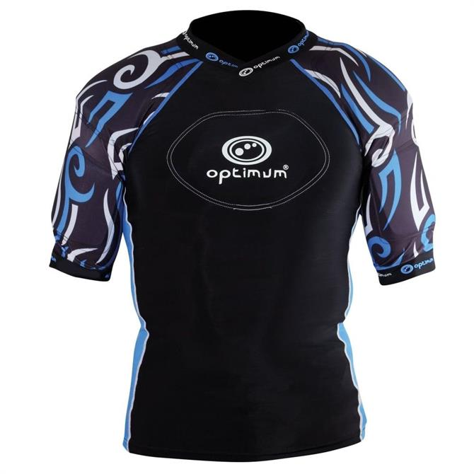 Optimum Men's Razor Protective Rugby Training Top