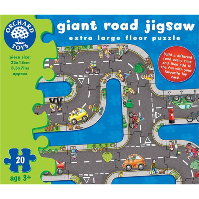 Orchard Giant Road Jigsaw