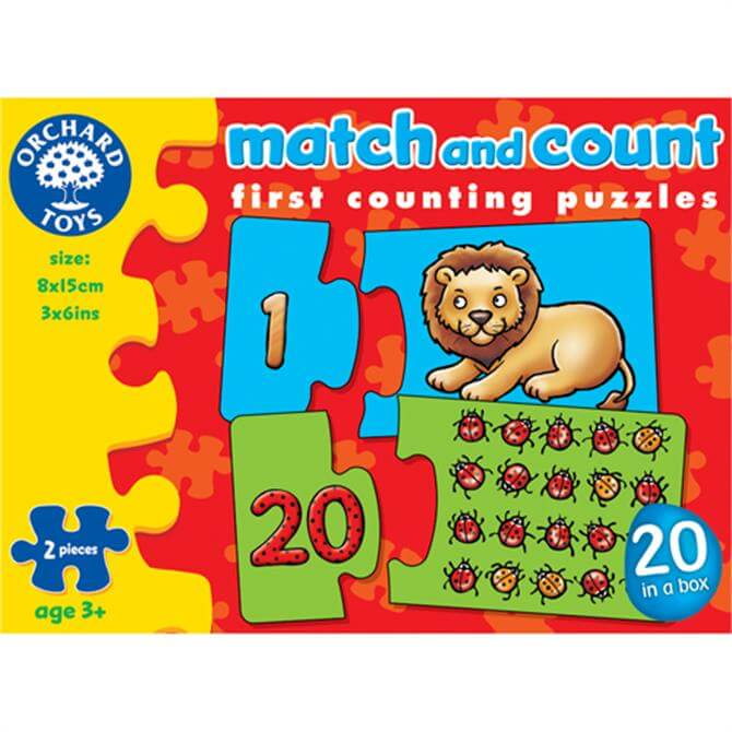 Orchard Match and Count