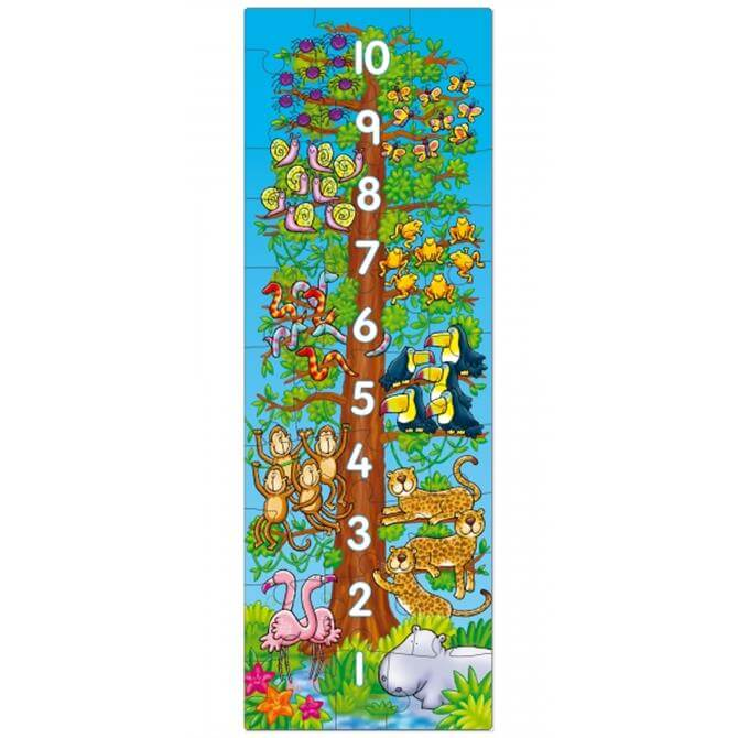 Orchard Toys One, Two, Tree Puzzle