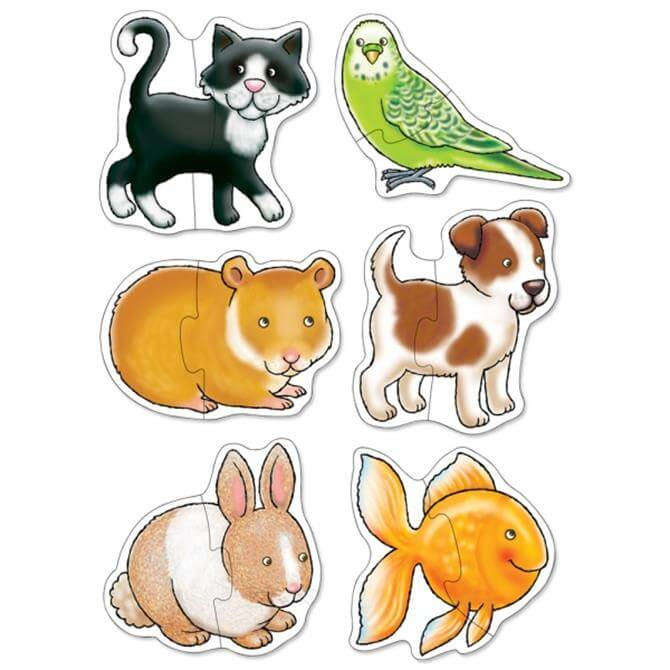 Orchard Toys Pets Puzzle
