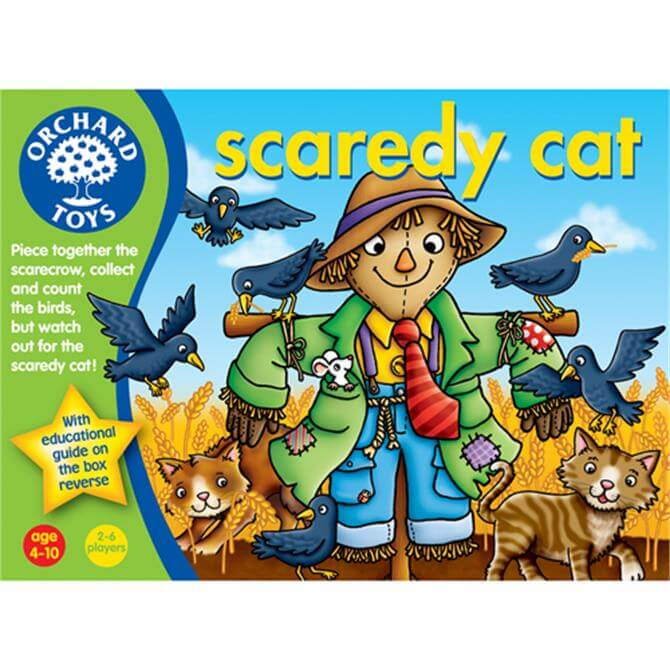 Orchard Scaredy Cat Game