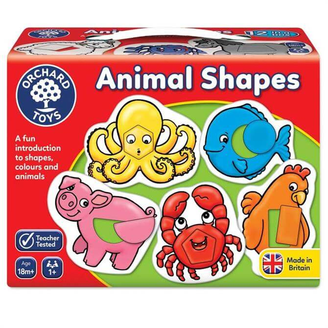 Orchard Animal Shapes