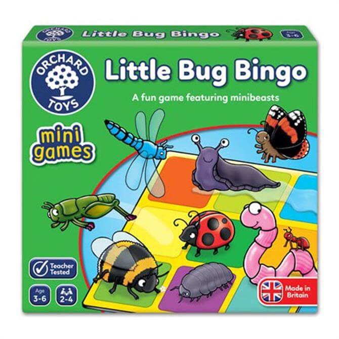 Orchard Little Bug Bingo