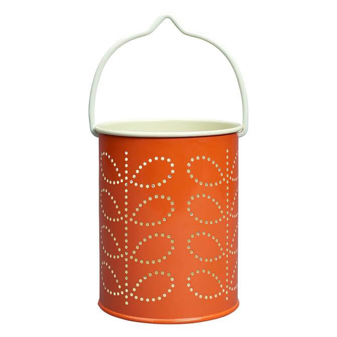 Orla Kiely Linear Stem Tealight Lantern