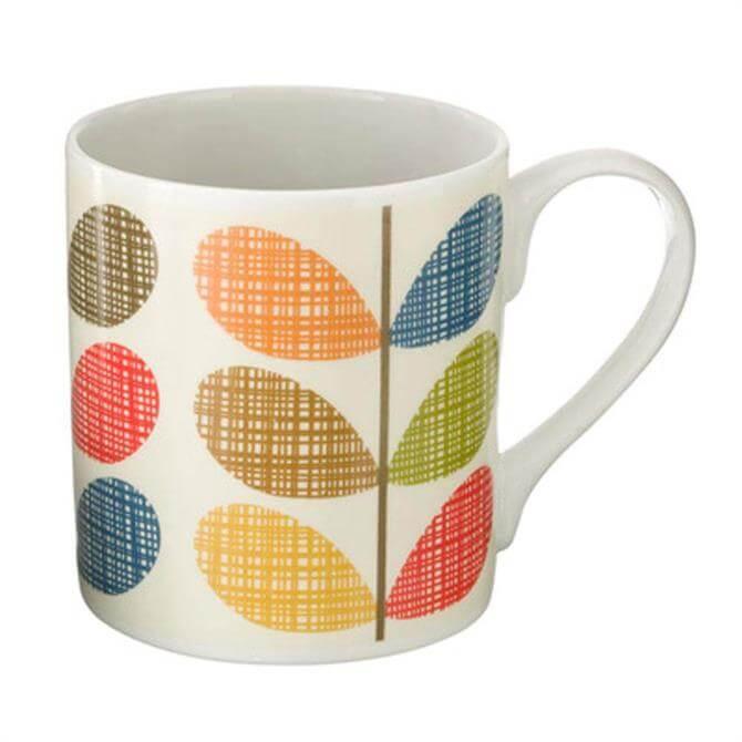Orla Kiely Scribble Stem Mug