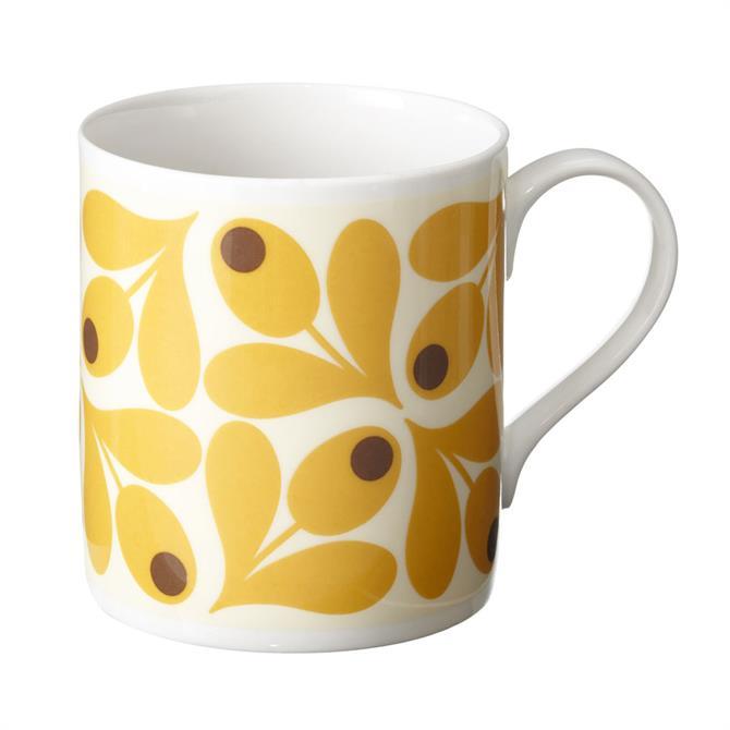 Orla Kiely Acorn Mug