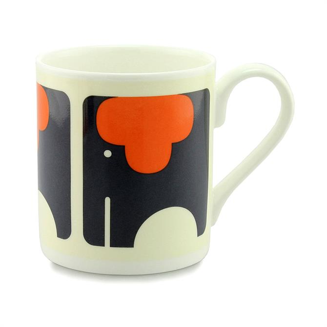 Orla Kiely Elephant Mug