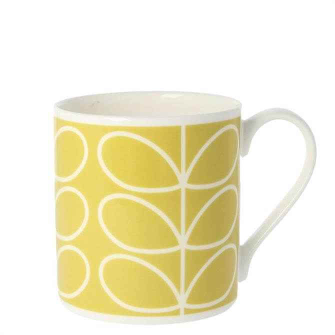 Orla Kiely Linear Stem Sunshine Mug