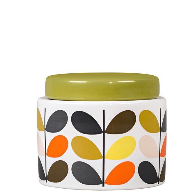 Orla Kiely Multi Stem Small Storage Jar
