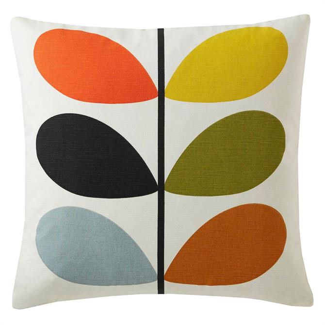 Orla Kiely Multi Stem Cushion: Choice Of Colours