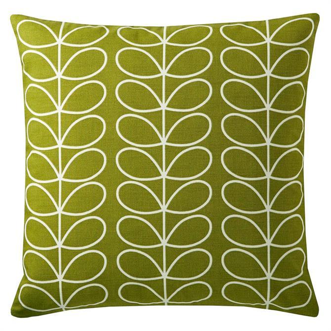 Orla Kiely Small Print Linear Stem Cushion