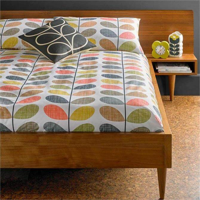 Orla Kiely Scribble Stem Quilt Cover