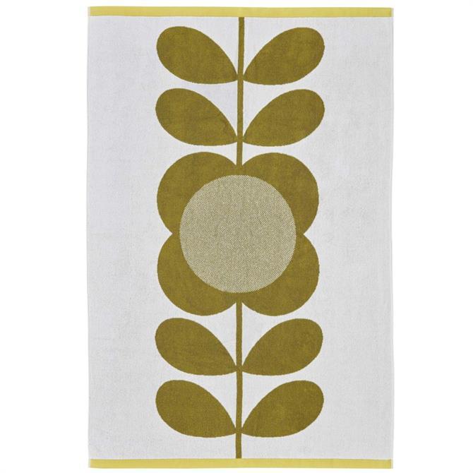 Orla Kiely Summer Flower Stem Towel