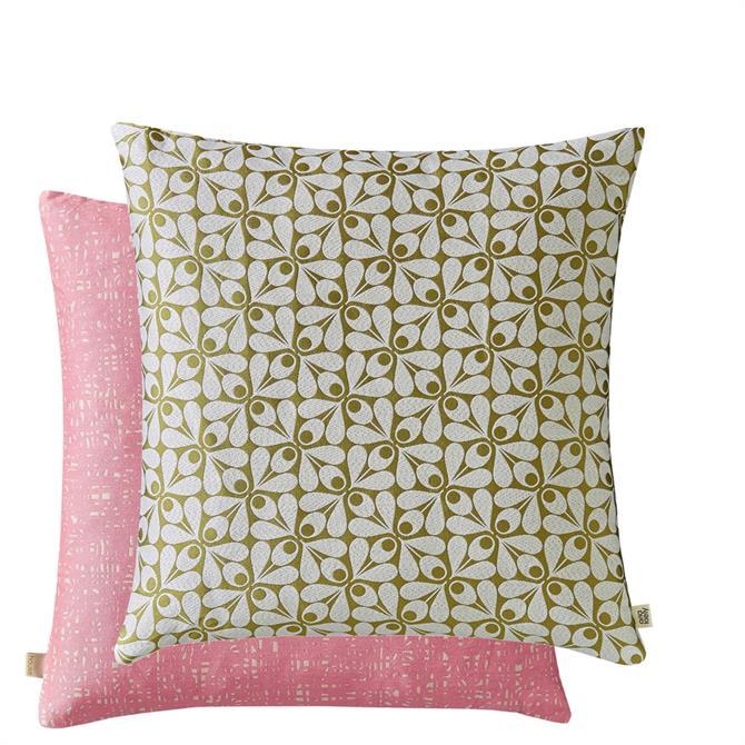 Orla Kiely Acorn Cup Cushion