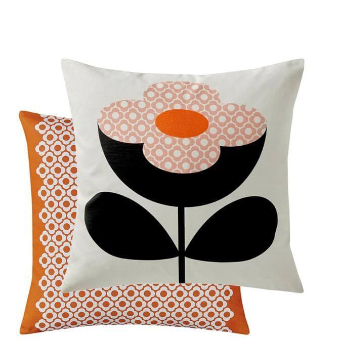 Orla Kiely Buttercup Stem Cushion
