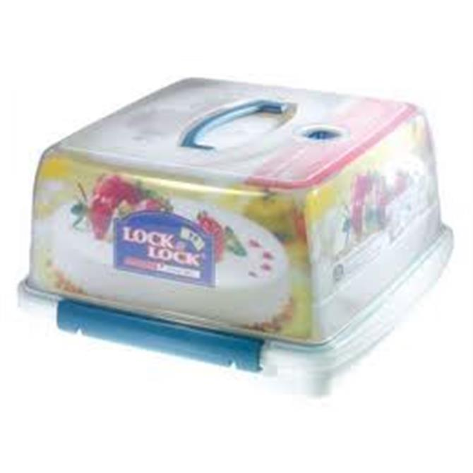 Lock and Lock Portable Cake Box