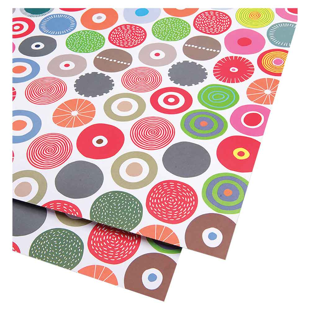An image of Lagom Bengt and Lotta Gift Wrap