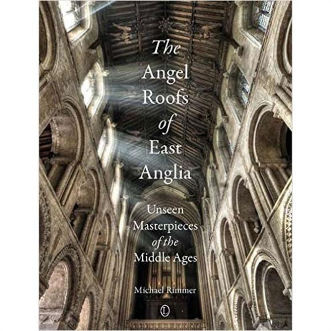 Angel Roofs Of East Anglia by Michael Rimmer