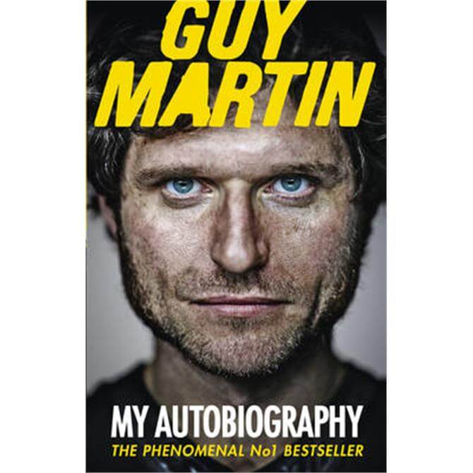 My Autobiography by Guy Martin (Paperback)