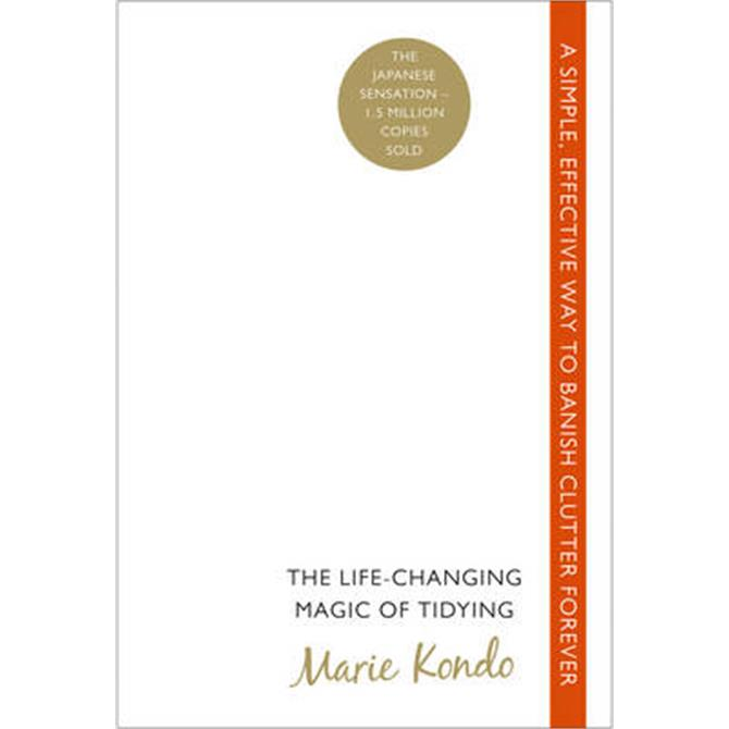 Life-Changing Magic Of Tidying by Marie Kond