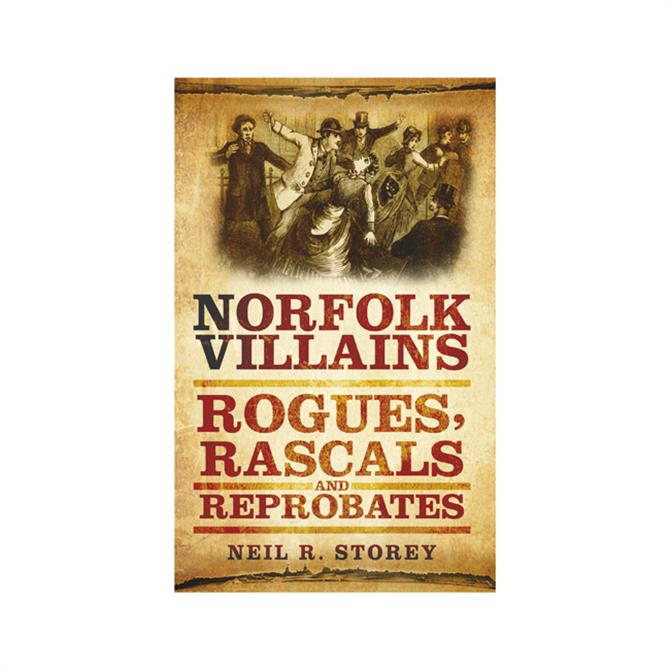 Norfolk Villains Rogues, Rascals and Reprobates by Neil R Storey