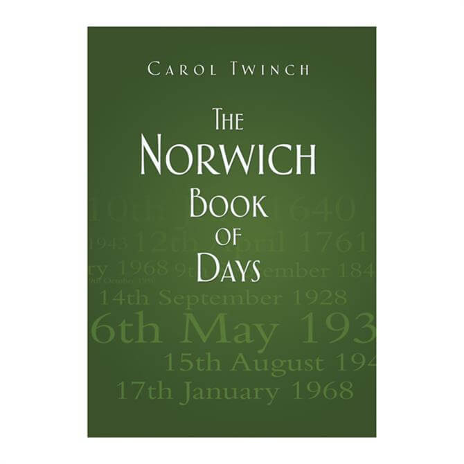 Norwich Book Of Days Carol Twinch