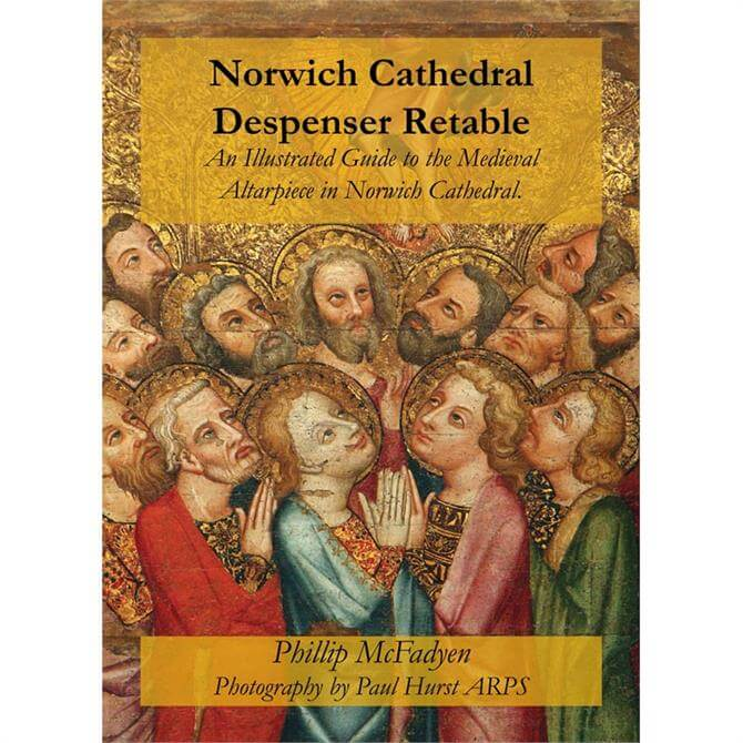 Norwich Cathedral Despenser Retable by Paul Hurst & Phillip McFadyen