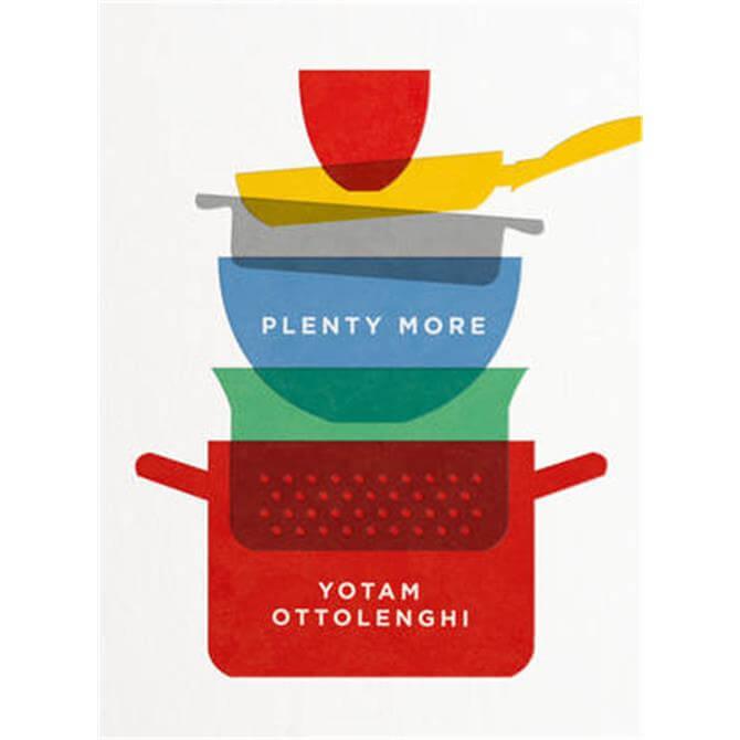 Plenty More by Yotam Ottolenghi
