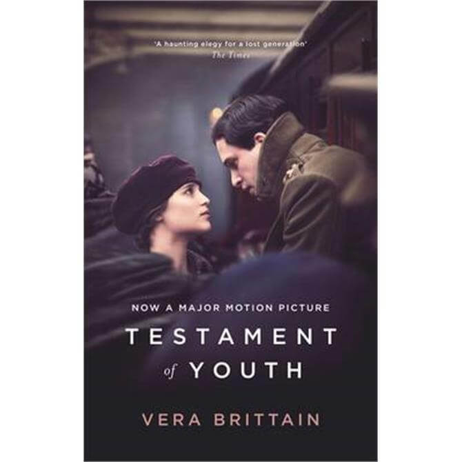 Testament Of Youth by Vera Brittain (Paperback)